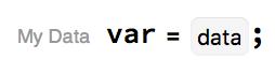 var = [data];